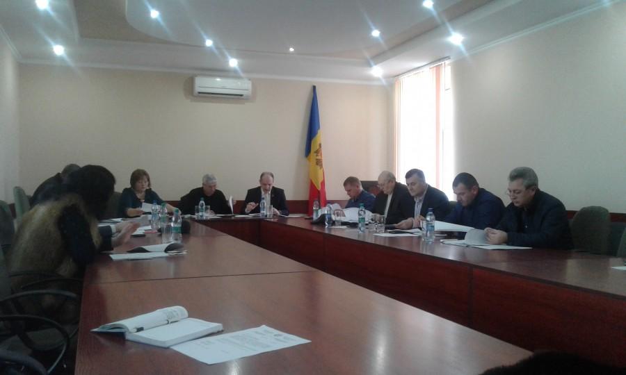 Ședința ordinară a consiliului orășenesc Cantemir!