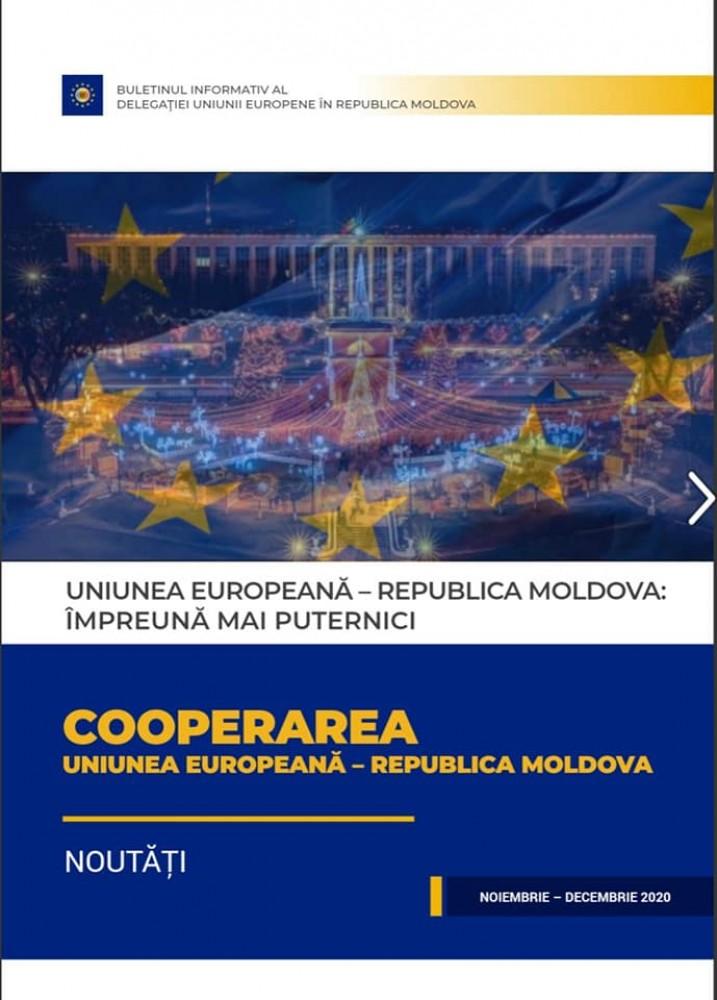Uniunea Europeană - Republica Moldova împreună mai puternici !